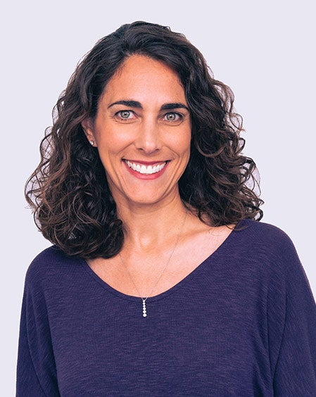 Photograph of Julie Rubinstein