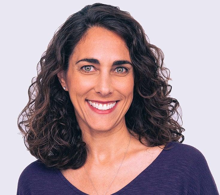 Headshot of Julie Rubinstein