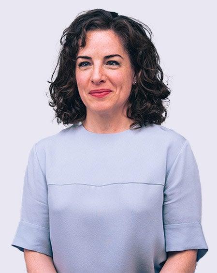 Photograph of Sharon Benzeno, PhD
