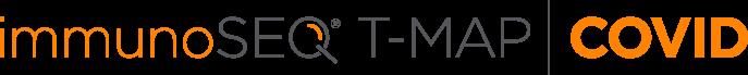 logo for immunoSEQ T-MAP | COVID