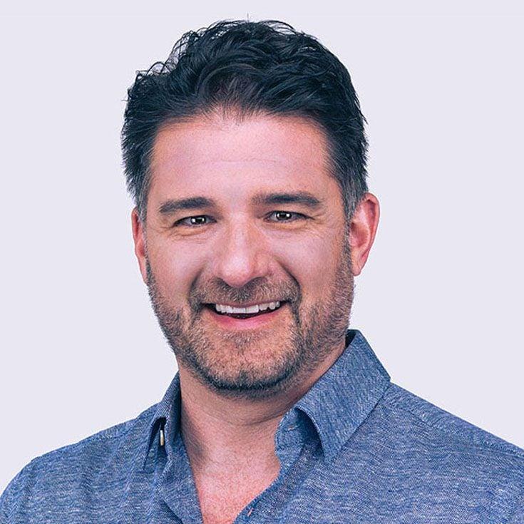 Headshot of Chad Robins