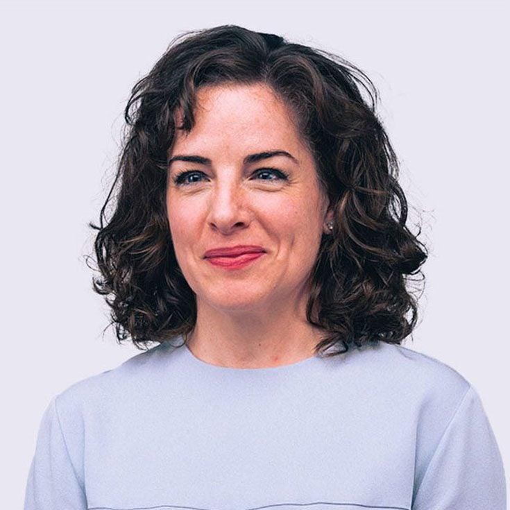 Headshot of Sharon Benzeno, PhD